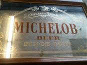 MICHELOB BEER MIRROR